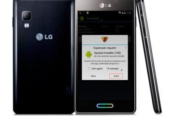 Enraize facilmente o seu LG L5 II