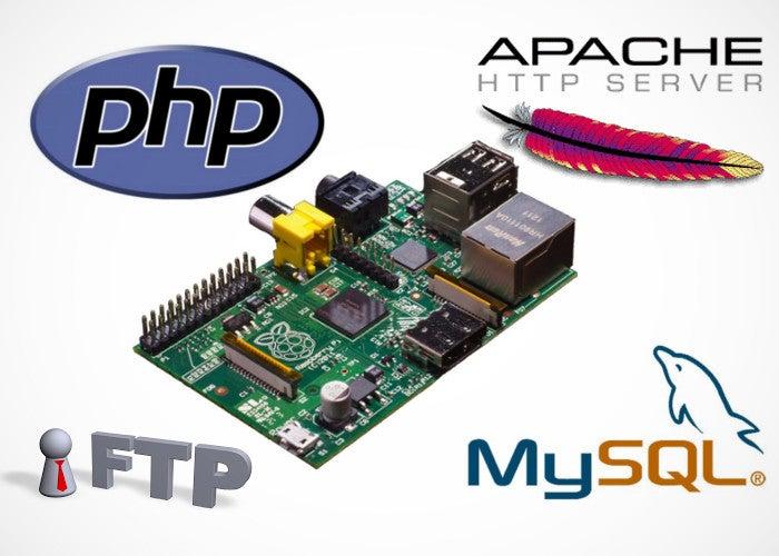 Servidor Web com Raspberry Pi