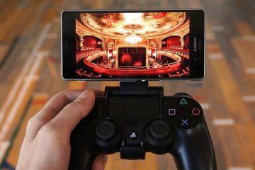 Instale o PS4 Remote Play do Xperia Z3 no seu Android sem root
