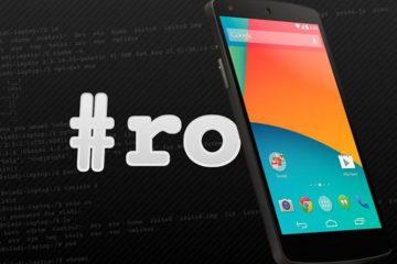 Como fazer root no Google Nexus 5 usando a Multi Tool