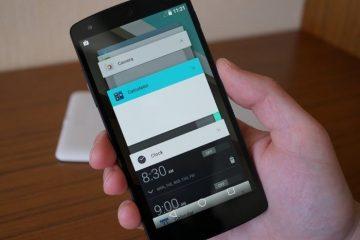 Instale multitarefa tridimensional do Android 5.0 no seu terminal