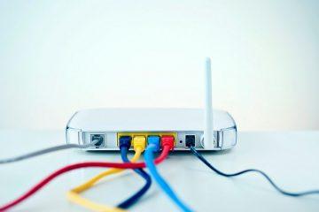 Habilite a filtragem MAC na sua rede Wi-Fi para protegê-la de estranhos