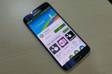Agora você pode experimentar o S Health em qualquer Android que não seja Samsung
