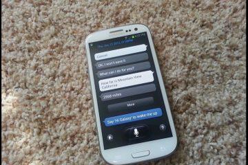 Alterar o S Voice para Google Now em dispositivos Samsung