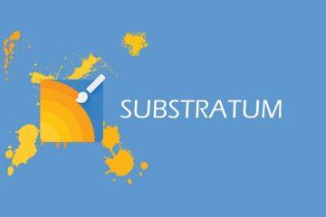 Os melhores aplicativos para o Google Play Substratum
