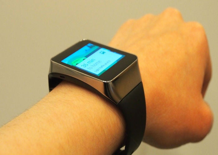 Samsung Gear Live com Android Wear