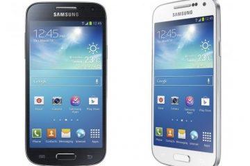 Se você possui um Samsung Galaxy S4 Mini, instale uma ROM Android 4.4 KitKat
