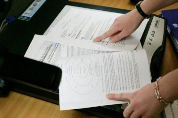 Digitalize diretamente no formato PDF com o pressionar de um botão