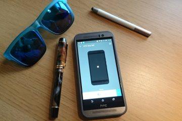 Screener Beta: tire capturas de tela e use telefones como moldura