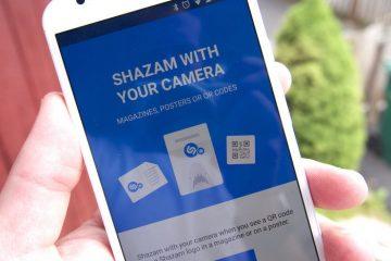 Reconheça coisas com sua câmera Android graças ao Shazam Visual