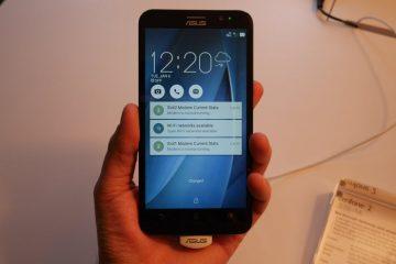 Transforme seu terminal em um ASUS Zenfone 2 com seus aplicativos oficiais