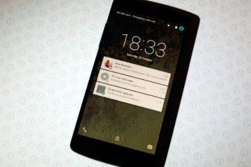 Configure o Smart Lock e desbloqueie o telefone com o seu rosto