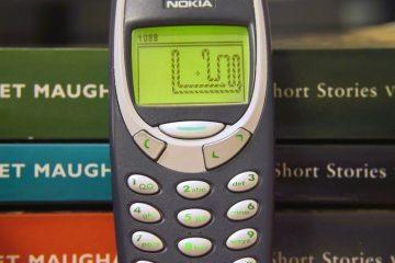Snake Rewind, toque o clássico Nokia snake