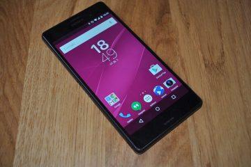 Sony atualiza a versão beta do Android 6.0 Marshmallow, mostramos suas novidades