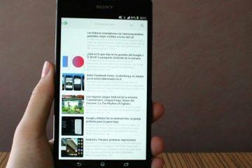 Obtenha permissões de root e instale uma recuperação personalizada em nosso Sony Xperia T2 Ultra