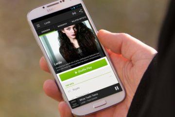 Use o Spotify no seu smartphone Android como se fosse um tablet e sem root