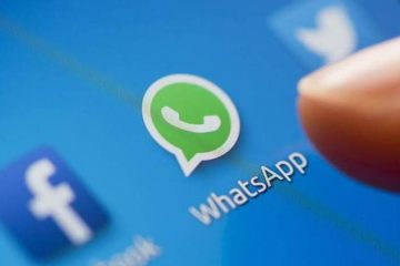 Adicione adesivos no estilo Snapchat no WhatsApp