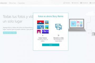 O Story Remix é o novo aplicativo de fotos do Windows 10