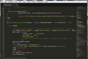 Sublime Text, o editor de texto mais visual para programar