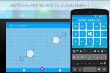 Use o seu Android como um controle remoto do seu PC com o Swift Remote