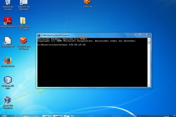 Ative o Telnet no Windows 10 em cinco etapas fáceis