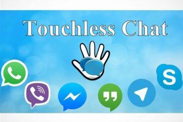 Chat sem toque, lida com mensagens instantâneas sem as mãos