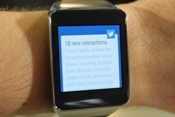 Tweechip, use o Twitter no seu Android Wear