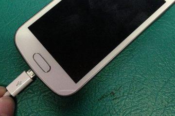O que fazer se o smartphone não carregar bem