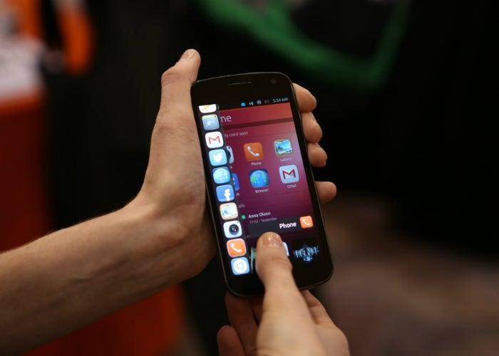 Telefone Ubuntu