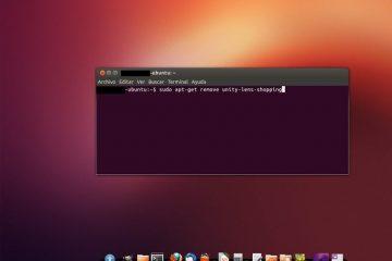 Adicione a opção sudo ao último comando que você executou no Ubuntu