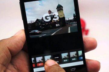 VSCO Cam, um aplicativo de câmera completo para Android