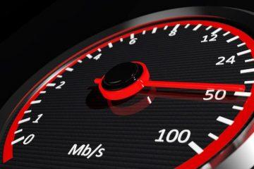 Adicione um indicador na sua barra de status com velocidade de conexão