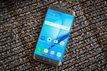 Recupere a senha ou o PIN do seu celular Samsung