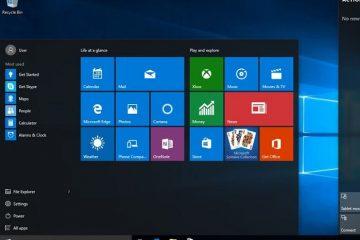 Desinstale aplicativos nativos do Windows 10 facilmente