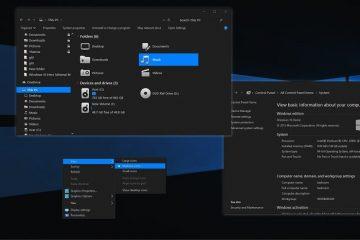 Altere a imagem do seu Windows 10 com esses pacotes de temas e ícones