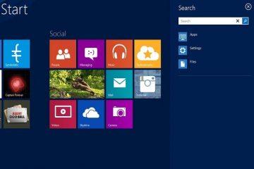 Como solucionar problemas com a Pesquisa do Windows