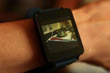 Controle o que sua câmera Android vê graças ao seu smartwatch