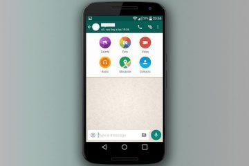 Experimente a opção de enviar documentos e marcar bate-papos favoritos no WhatsApp