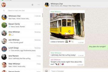 Baixe o cliente de desktop do WhatsApp na loja de aplicativos Microsoft