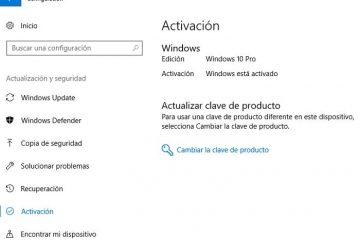 Ative o Windows através da linha de comando