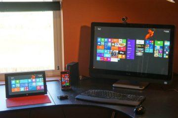As atualizações do Windows 8.1 terminaram