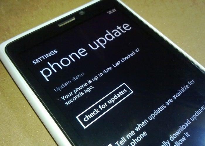 Atualizações no Windows Phone 8