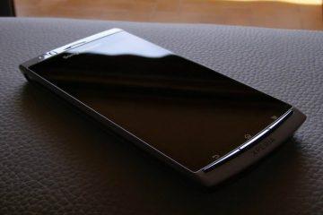 Se você possui um Xperia ARC ou ARC S, instale o Android Kitkat