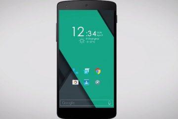 Zen Launcher, provavelmente o melhor exemplo de leveza no Android