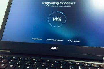 Impedir a atualização do Windows 7 / 8.1 para o Windows 10