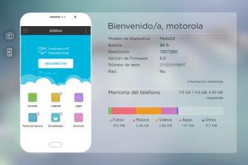 Análise AirMore, gerencie seu smartphone a partir do seu PC