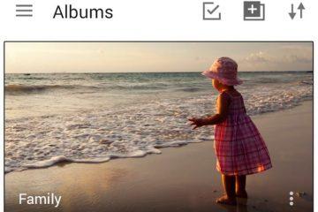 Salve e compartilhe suas imagens e vídeos no Amazon Photos