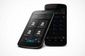 Coloque um teclado numérico flutuante no seu Android com o Gecko Dialer