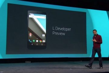 Está confirmado que, no Android L, teremos suporte para vários usuários