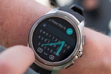 Experimente todas as novidades do Android Wear 2.0 no seu smartwatch